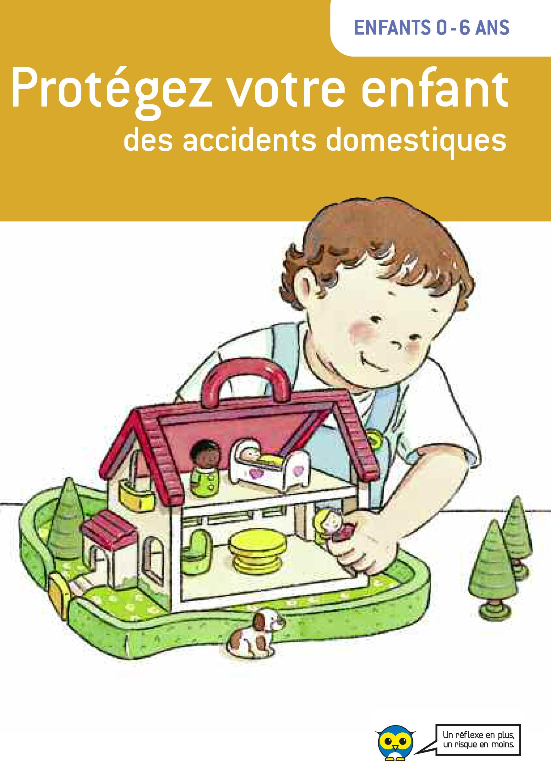 prot ger vos enfants des accidents domestiques l 39 espace enfance famille. Black Bedroom Furniture Sets. Home Design Ideas