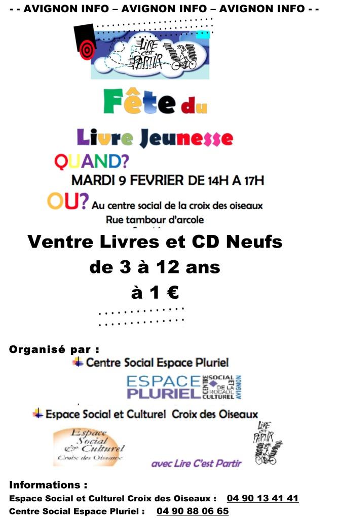 AFFICHE-VENTE-livres-C-SOCIAL-AVIGNON