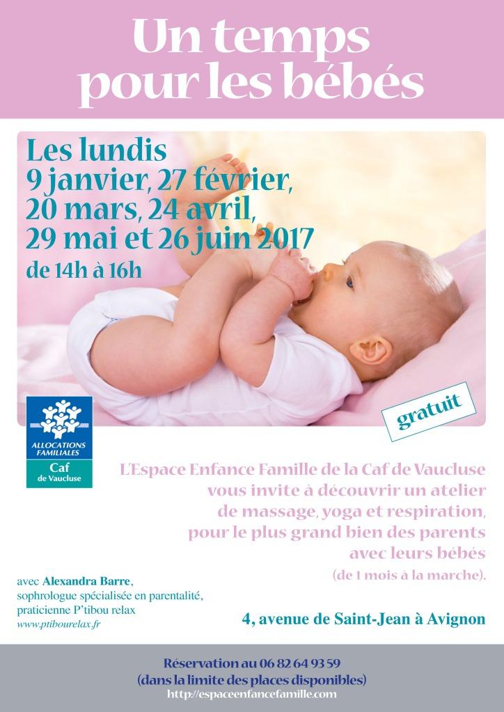 9 Janvier 2017 Reprise Des Ateliers Maternage 224 L Espace
